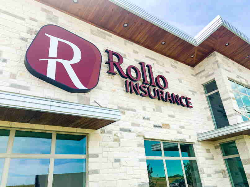 Rollo Insurance office - College Station
